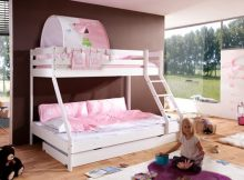 Stapelbed Mike + Thema Prinses