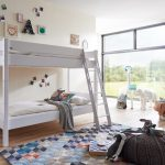 Stapelbed Stefan Wit – kleur: Wit – Beds and More