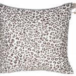 Stapelgoed Kussen 50×50 cm Panter Light Grey Limited Edition – kleur: Grijs – Stapelgoed