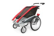 Thule Chariot Cougar1 + Cycle Red 14-X