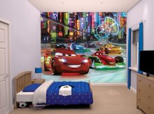 Walltastic Fotobehang Large Disney Cars