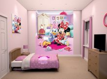 Walltastic Fotobehang Small Disney Minnie Mouse