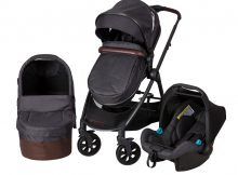 X-Adventure Kinderwagen Xline S Domino
