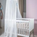 Yazz ledikant – kleur: Diversen – Bebies First