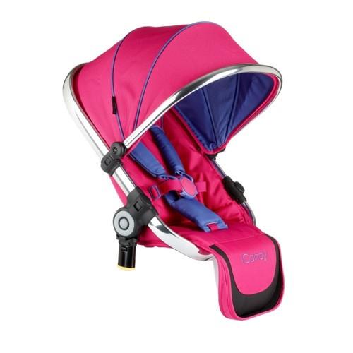 iCandy Peach Converter Seat Bubblegum - kleur: Roze - iCandy