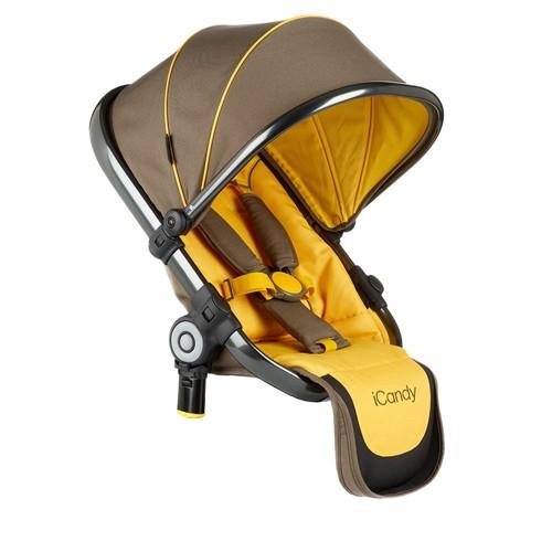 iCandy Peach Converter Seat Honeycomb - kleur: Geel - iCandy