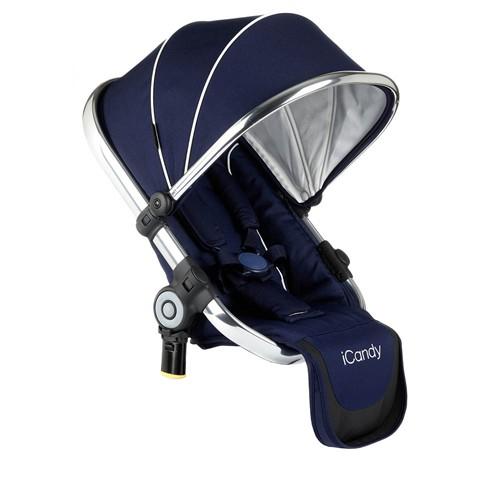 iCandy Peach Converter Seat Royal - kleur: Blauw - iCandy
