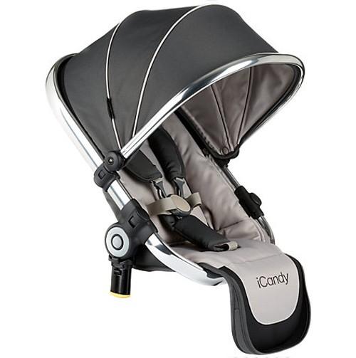 iCandy Peach Converter Seat Truffle 2 - kleur: Grijs - iCandy
